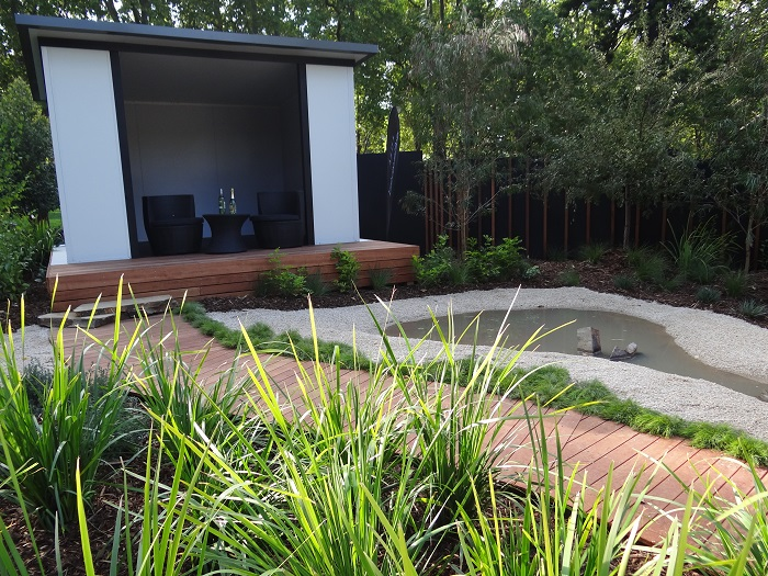 "MIFGS 2012 – MJD Landscapes and Design – ""Odyssey"""