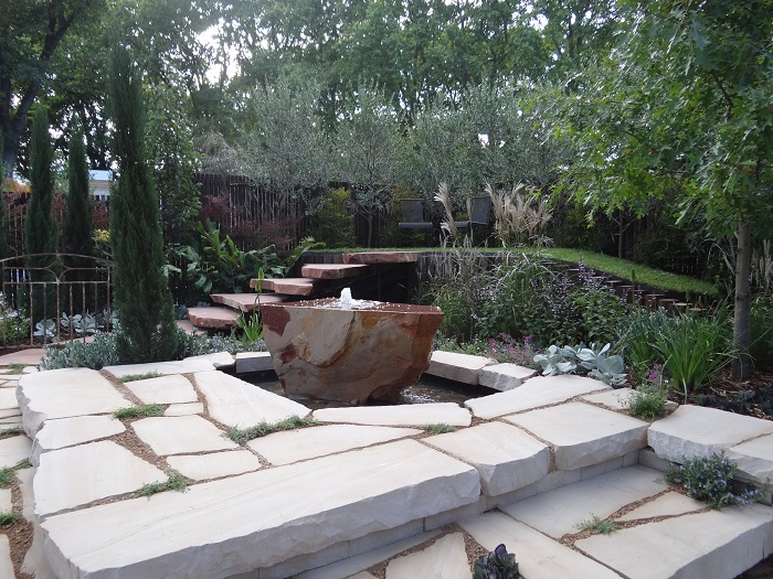 "MIFGS 2012 – Daniel Piper Garden Design – ""Rejuvenate"""