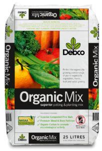 Debco 25L Organic Mix