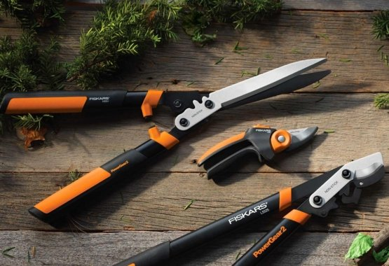 PowerGear2 – Cutting Edge Tools From Fiskars